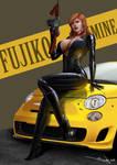 Commission: Fujiko Mine