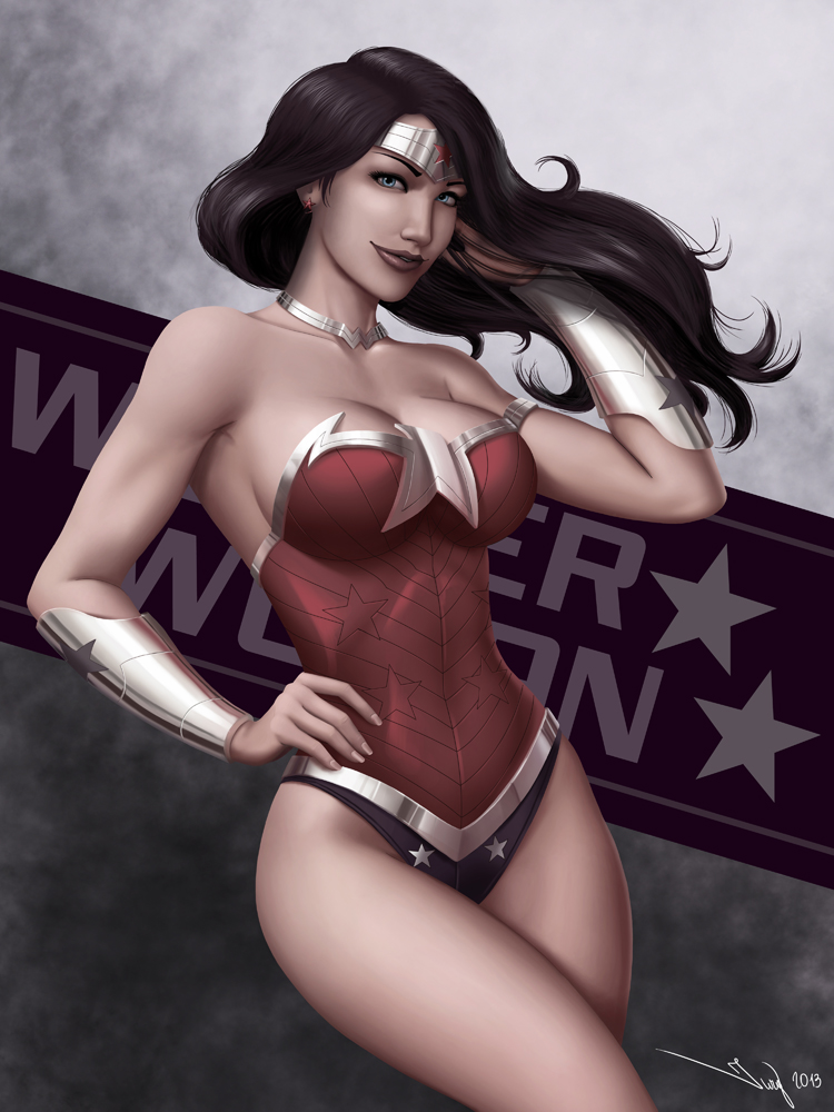 Wonder Woman 2013 by iurypadilha