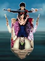 One Piece: My top 5 by iurypadilha