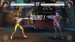 Overwatch Fighting Game: Round 1