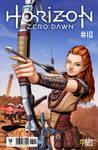 Horizon Zero Dawn Comic Book Idea