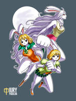 One Piece: Carrot by iurypadilha