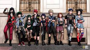Boku no Punk Academia