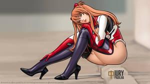 Evangelion: Adult Asuka 1080p