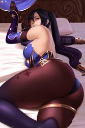 Genshin Impact: Mona (NSFW Available)