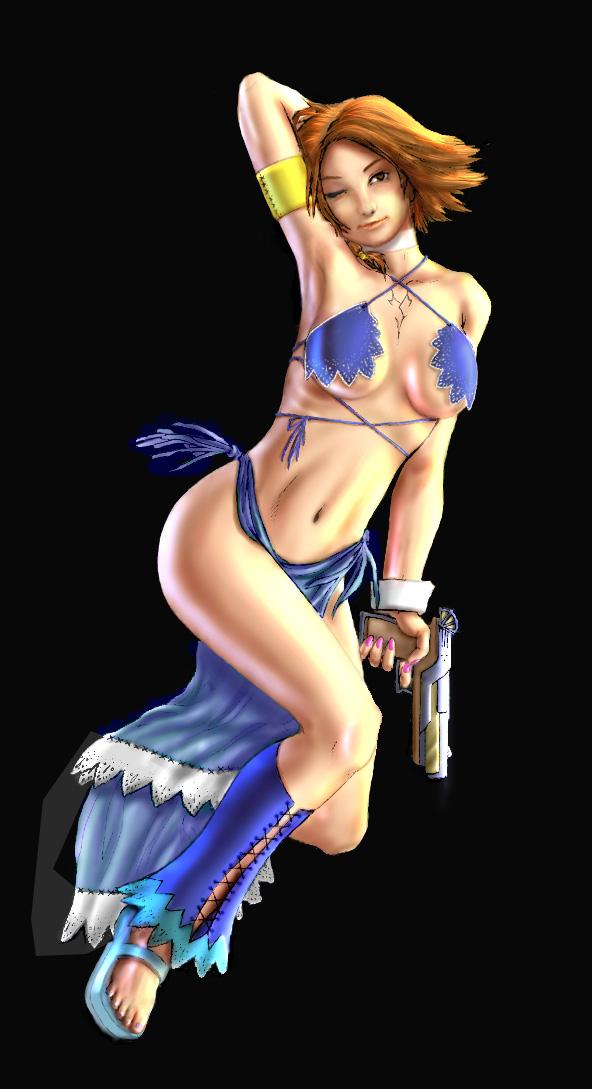 Sexy Yuna