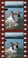 water filmstrip