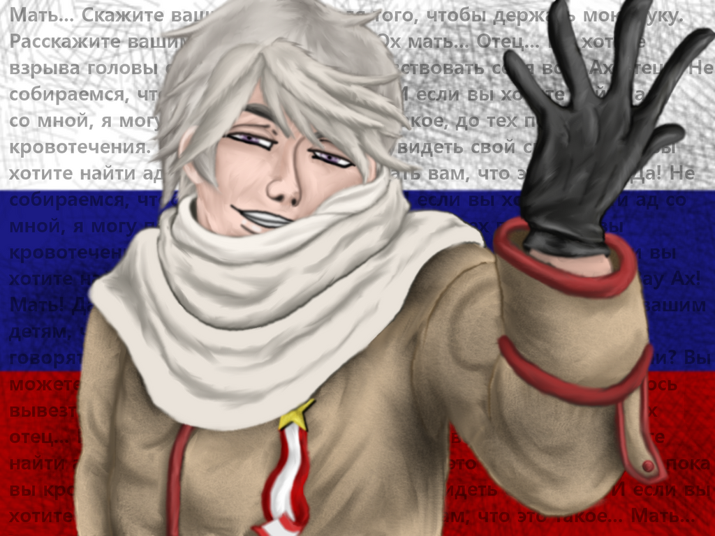 Mother - Russia by Ravyn-Karasu