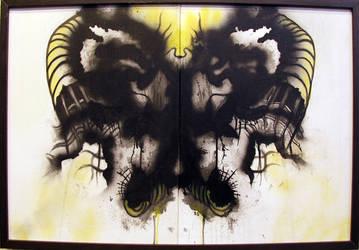 Inkblot 05, Apart at the Seams