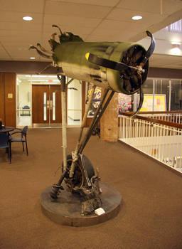 Adamance, B-17 Port Engine 02