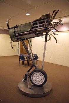 Adamance, B-17 Port Engine 03