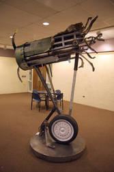 Adamance, B-17 Port Engine 03 by nosurprises