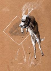 Semi-Deer - 1 by nosurprises