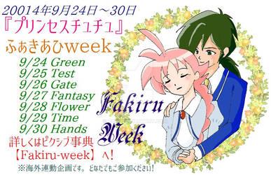 Fakiru-Week @ pixiv by cckh