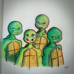 Tmnt by CATELLO04