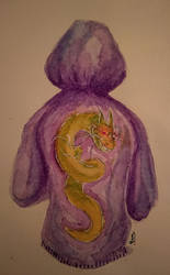 Dragones purpura by CATELLO04