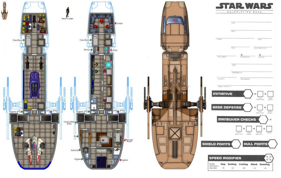 87+ Starship Floor Plan - Dundjinni Mapping Software, Starship ...