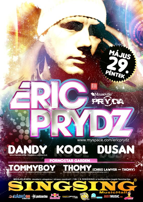 Eric Prydz Sing-Sing by nrg52