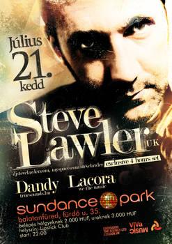 Steve Lawler Flyer