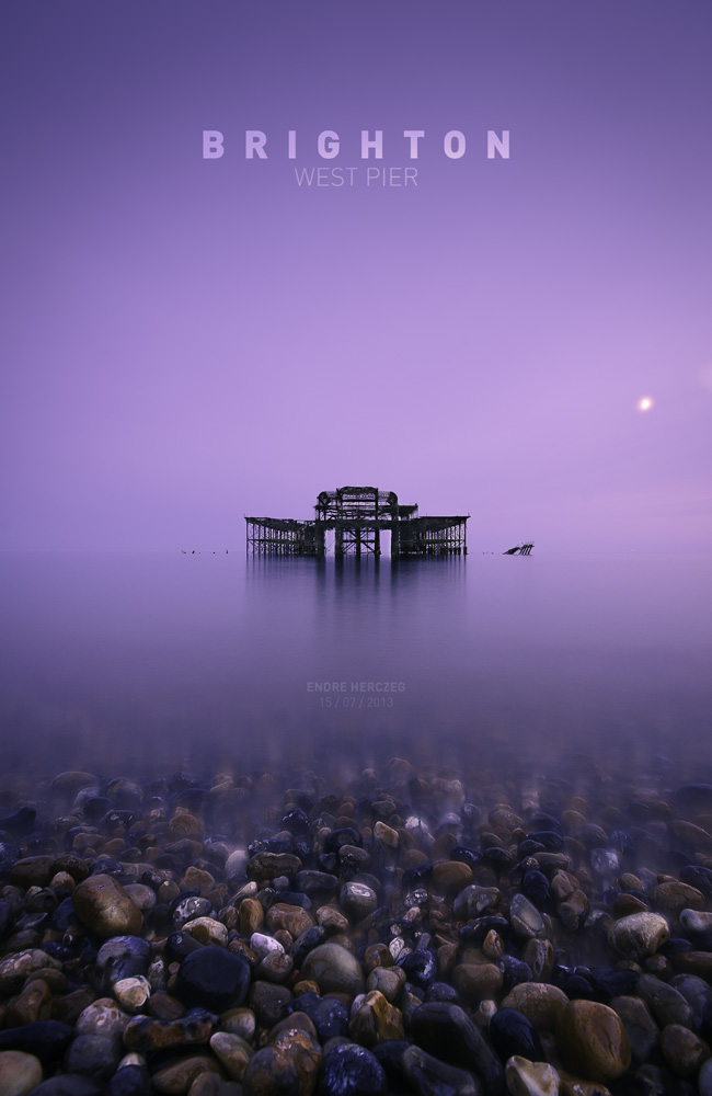 Brighton - West Pier by nrg52