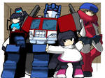 OptimusPrime and Humanized
