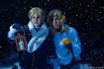 Winters Night by littleblacksouly