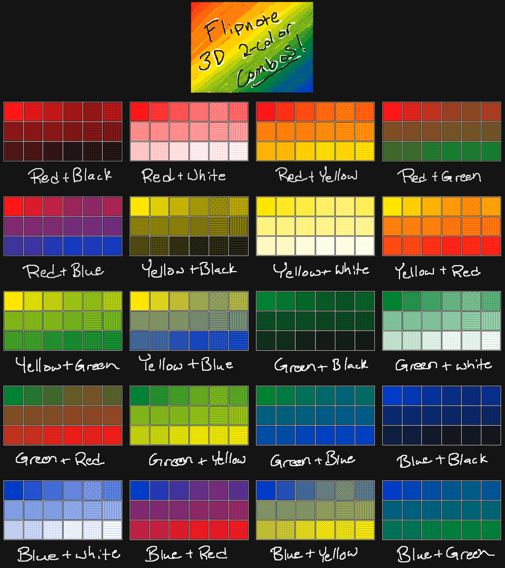 Image Result For What Colors Make