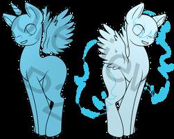 Pony Base [P2U] by cloudyrei