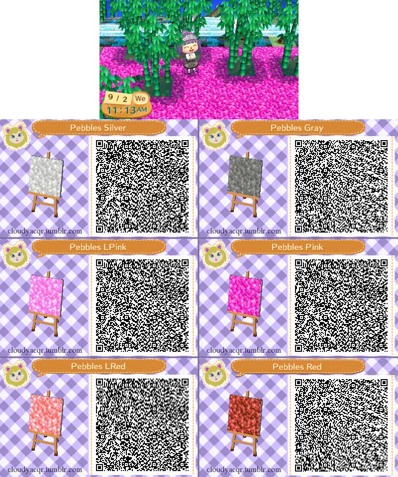Animal Crossing New Leaf: qr codes animal crossing new leaf