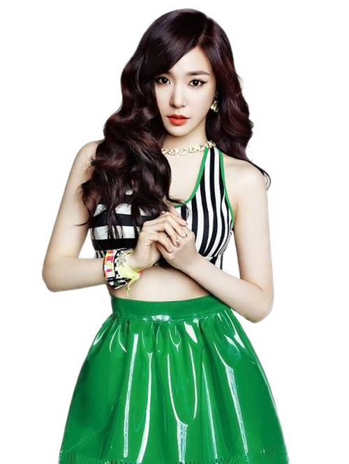 [PNG2] SNSD's Tiffany by exotic-siro