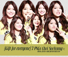 [PNGset15] SNSD's SooYoung @ SMTOWN Hologram Live by exotic-siro