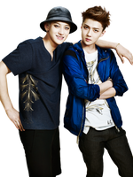 [PNG 44] EXO's TaoHun for Kolon Sport cf 05 by exotic-siro