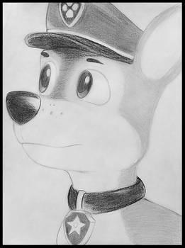 POLICE PUP COMING UP!
