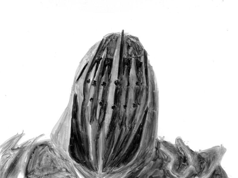 Inktober 10 - SoW Nazgul