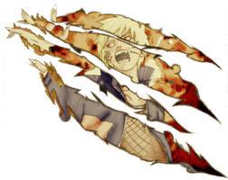 Kyubbi Naruto by EmotionalParadox