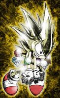 Super Sonic by EmotionalParadox