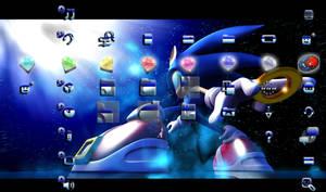 PS3 Theme Sonic the Hedgehog by EmotionalParadox