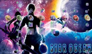 PS3 Theme Star Ocean Modern by EmotionalParadox