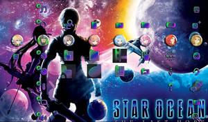 PS3 Theme Star Ocean Classic by EmotionalParadox