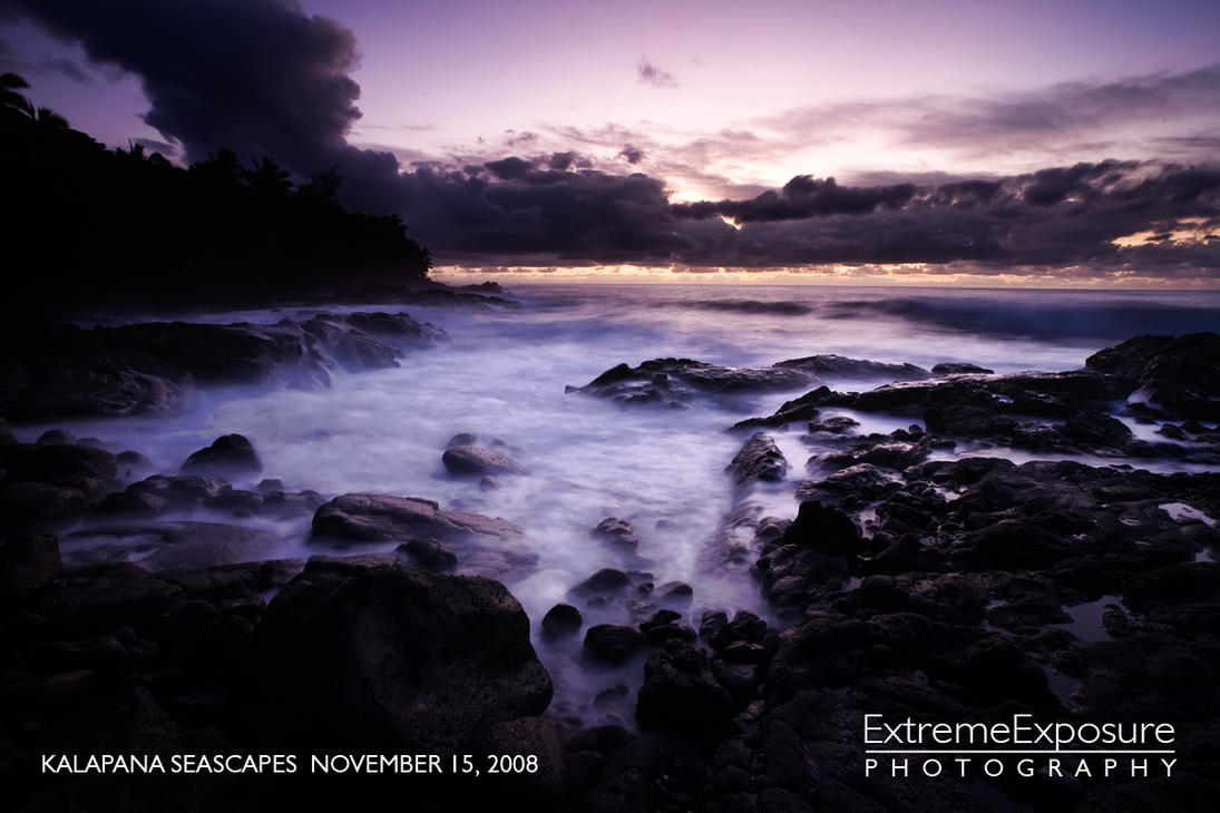 kalapana seascape 02 by extremeimageology