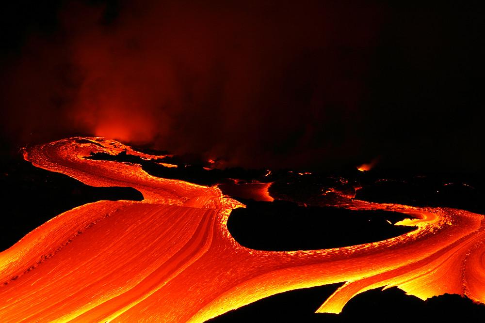 fine art lava flow 10