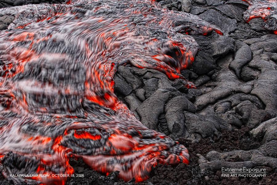 hawaii volcano kalapana by extremeimageology