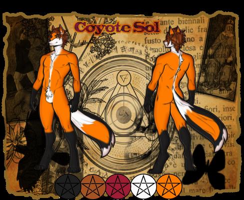 CM: Coyote Sol