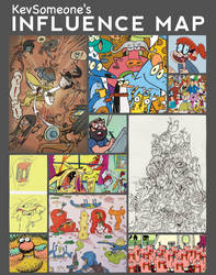 KevSomeone's Influence Map by MisterSomeone12