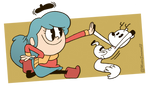 Hilda n Twig