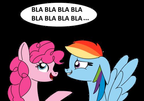 BLA BLA BLA BLA . . . .