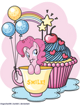 Pinkie in a Teacup