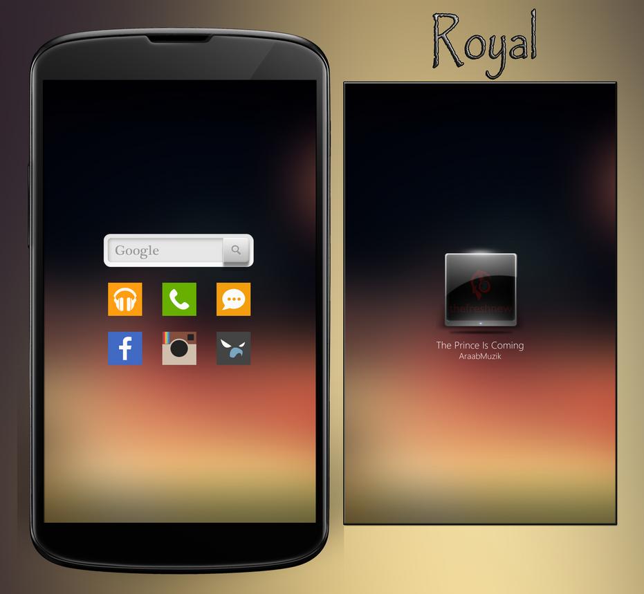Royal by supranodip