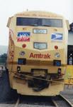 Head End, Amtrak P42DC #100