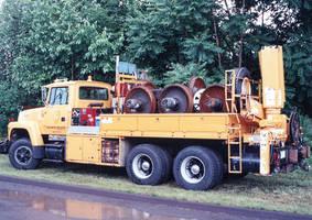 MoW truck